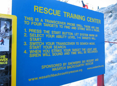 wbr rescue training center